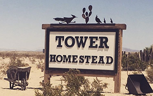 Tower Homestead